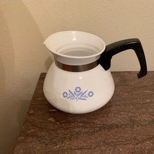 Vintage Corning Ware Tea Kettle P-104